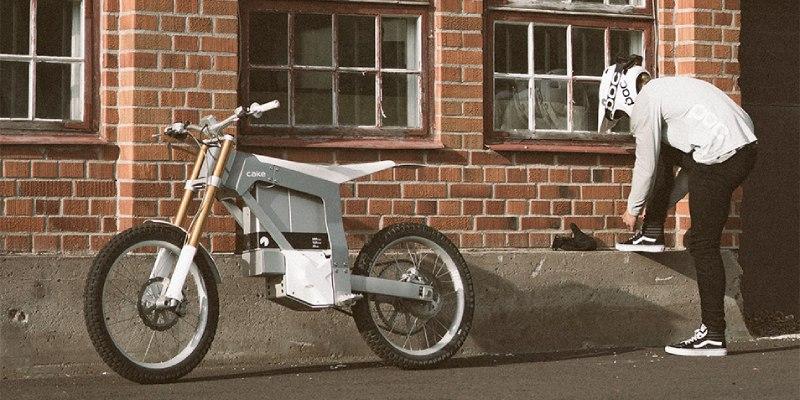 cake electric moto