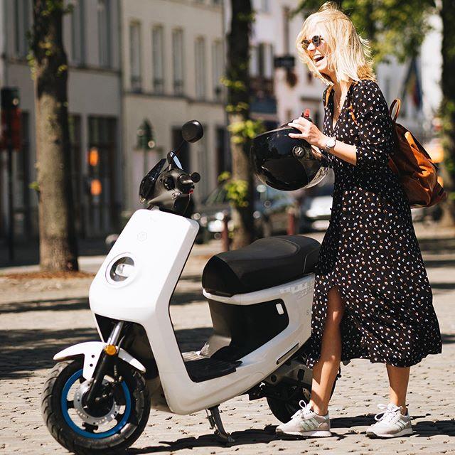 niu electric moped