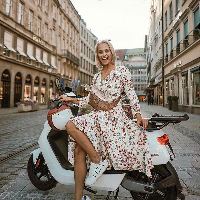 niu electric bike
