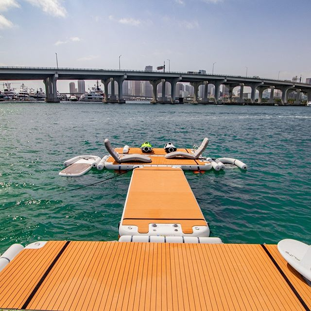 nautibuoy marine inflatable platforms