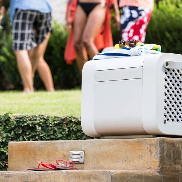 kube cooler speaker