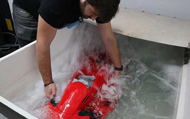 seabob maintenance